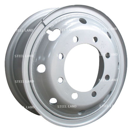 STEEL LAND Steellandindustries.com 178Truck bus wheel rim tubeless Trailer Tanker | Thrasher | Agriculture Part Manufacture