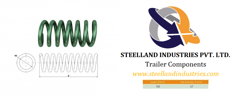 SLI Steelland Towing hook Spring1