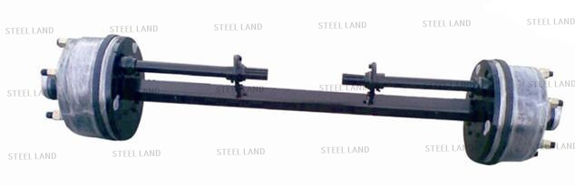 Agricultural Axle 6ton 8ton High Quality