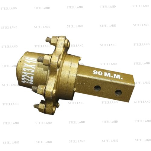 90 mm tractor trolley axle