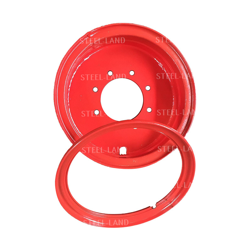 SLI 9.00-20 , 10.00-20 Trailer trolley Wheel rim (Ring lock type)