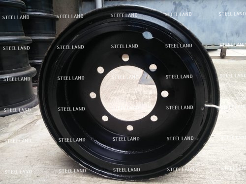 SLI 9.00-20 , 10.00-20 Trailer trolley Wheel rim (Ring lock type) 8 Hole
